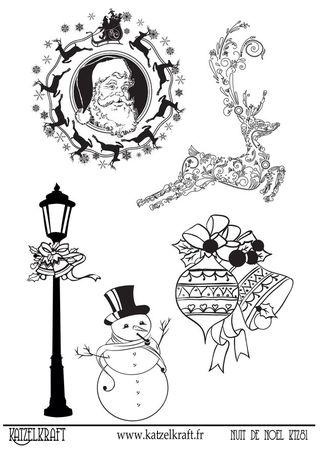 KTZ81 Nuit de Noël